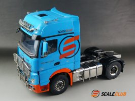 Scale-Club製 1/14 ACTROS 1851  4×2 フルメタルシャーシキット<img class='new_mark_img2' src='https://img.shop-pro.jp/img/new/icons1.gif' style='border:none;display:inline;margin:0px;padding:0px;width:auto;' />