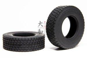 コンパウンドラジアルワイドタイヤ Tyre-1