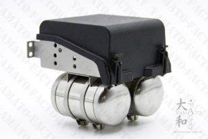 【取り寄せ】SCANIA バッテリーボックス&エアボトル