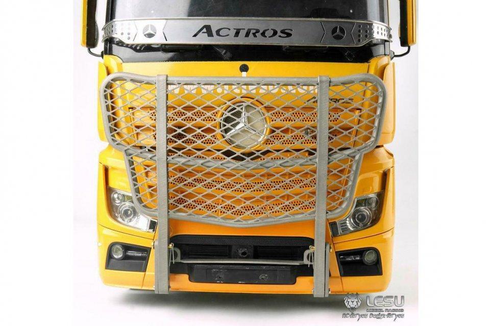 【取り寄せ】ACTROS用 金属製メッシュグリルガード