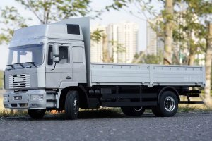 Scale-Club製 1/14 SCANIA R620 6×4 フルメタルシャーシキット