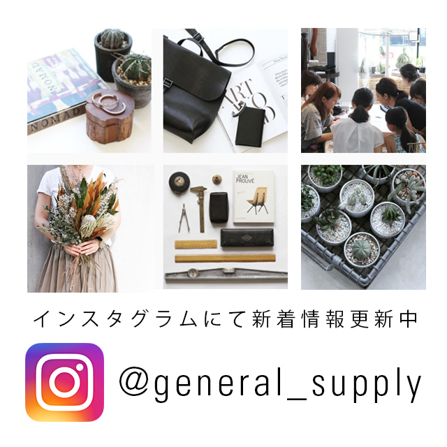 GENERAL SUPPLY Instagram インスタグラム
