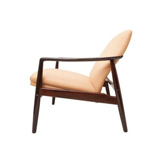 【50%OFF】ヴィンテージ レザー イージーチェア VINTAGE LEATHER EASY CHAIR(デンマーク ヴィンテージ)
