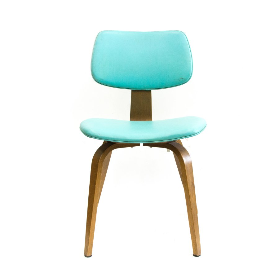 USAヴィンテージチェア Vintage Upholstered Thonet Chair