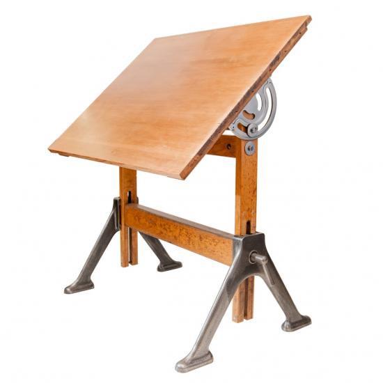 ヴィンテージ家具 1940年代 ブリティッシュ ドローイングテーブル/BRITISH 1940S ARCHITECT TABLE