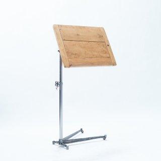 アンティーク家具 ミュージックスタンド(譜面台)ドラフティングテーブル