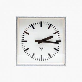 Pragotron(パラゴトロン)社 ヴィンテージ メタル 時計 Pragotron Vintage Metal Clock