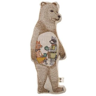 HUNGRY BEAR DOLL | Coral & Tusk