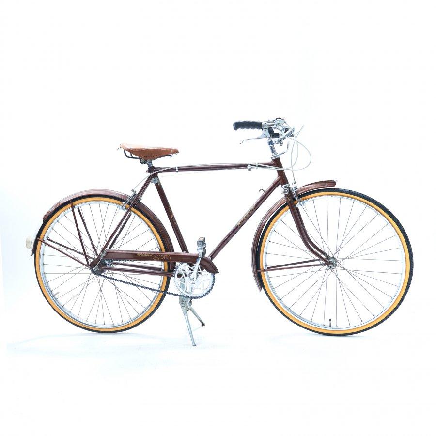 ラレー スポーツ Raleigh Sports ヴィンテージシティバイク(ボルドー)(自転車)