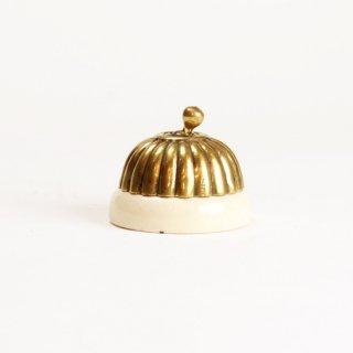ヴィンテージ  スイッチ (白磁と真鍮 ) イギリス