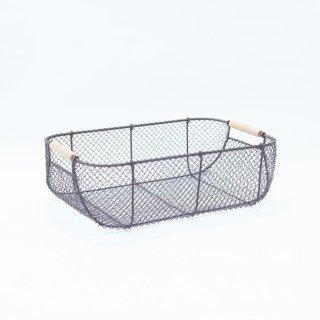ワイヤーバスケット ヴィンテージ(フランス製)
