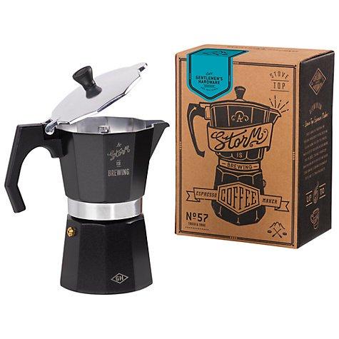モカエキスプレス(Coffee Percolator)直火式エスプレッソメーカー -Gentlemen's Hardware -