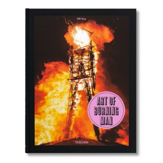 NK Guy. Art of Burning Man(TACHEN) 洋書