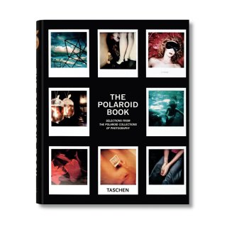 the polaroid book(Selections From The Polaroid Collections Of Photography )(TACHEN) 洋書