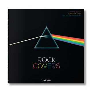 Rock Covers(TACHEN) 洋書
