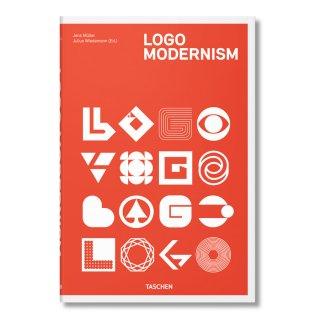 Logo Modernism(TACHEN) 洋書