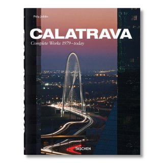 Calatrava. Updated version(TACHEN) 洋書
