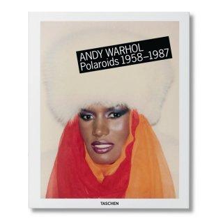 Andy Warhol  Polaroids 1958-1987(TACHEN) 洋書