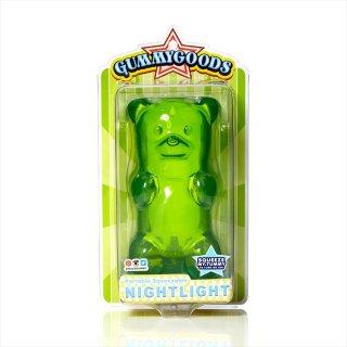 グミベア ライト(グリーン) GUMMY BEAR NIGHTLIGHT - GREEN