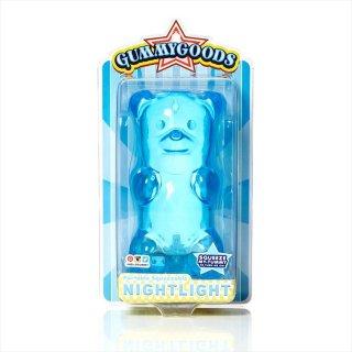 グミベア ライト(ブルー) GUMMY BEAR NIGHTLIGHT - BLUE