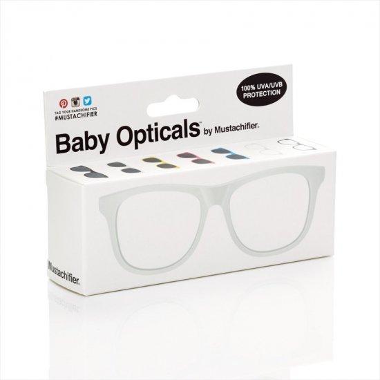UV メガネ(白)(ベビーグッズ)FLEXIBLE UV GLASSES