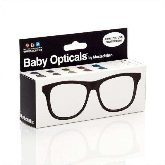UV メガネ(黒)(ベビーグッズ)FLEXIBLE UV GLASSES