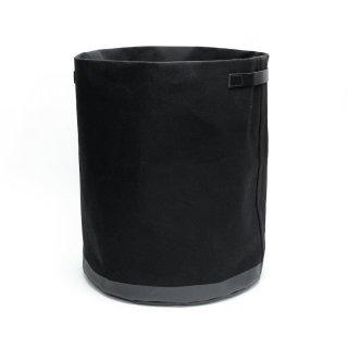 キャンバス ラージプランターカバー(ブラック)  | GENERAL SUPPLY