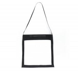 キャンバス フレームショルダーバッグ(ブラック)  | GENERAL SUPPLY