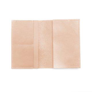 レザー パスポートケース(ナチュラル)  | GENERAL SUPPLY
