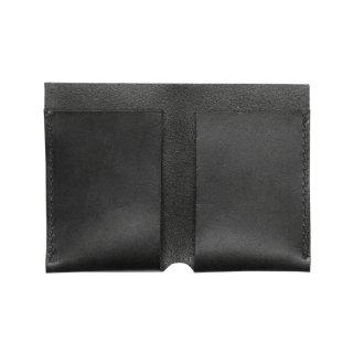 レザー ビジネスカードケース(名刺入れ)(ブラック)  | GENERAL SUPPLY