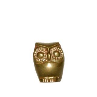 ヴィンテージ フクロウ(S) 真鍮製 アメリカ 1960年代