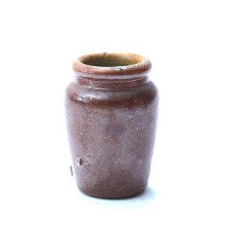 アンティーク ストーンウェアボトル 甕(カメ)イギリス