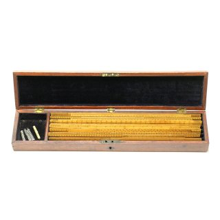 box of Rulers Engine Divided /J.RABONE&SONS (ルーラー/定規) イギリス
