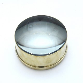 真鍮製 拡大鏡(ルーペ)