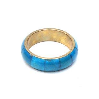 ブルー バングル 腕輪