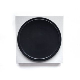 GSオリジナル プレート M(ブラック)  | GENERAL SUPPLY