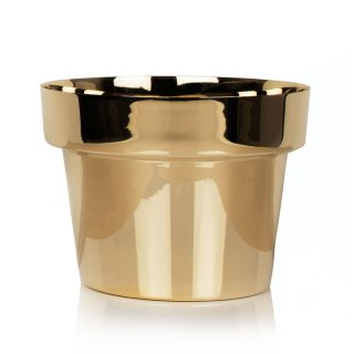 <img class='new_mark_img1' src='https://img.shop-pro.jp/img/new/icons20.gif' style='border:none;display:inline;margin:0px;padding:0px;width:auto;' />【30%OFF】SKULTUNA FLOWER VASE POT(M)(Polish)