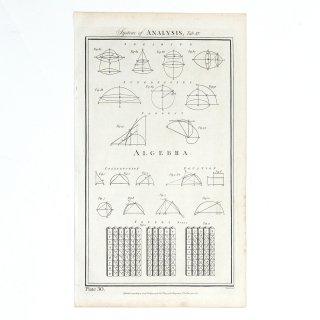 ヴィンテージ サイエンスアート 代数学