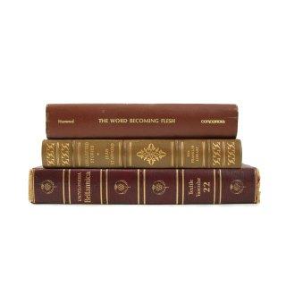 ヴィンテージ 洋書 ・ 洋古書 3冊セット レッド
