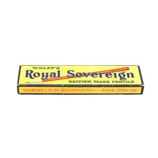 アンティーク 鉛筆 1ダース セット Royal Sovereign Pencil Co イギリス