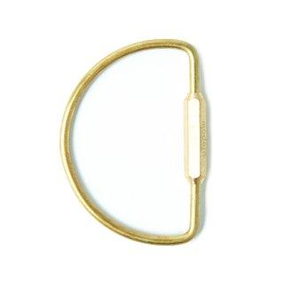ブラス(真鍮) Dカン キーホルダー  | GENERAL SUPPLY
