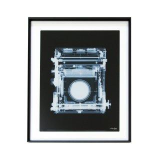 Nick Veasey ニック・ヴィーシー 「Marion & Co. Soho Rflex camera,1900s」 2018 アート 写真 ポスター