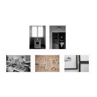 ポストカード 5枚セット  「インテリア」  | GENERAL SUPPLY