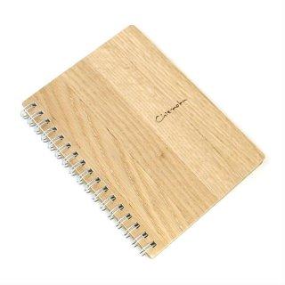 北海道産木のノート(A6)