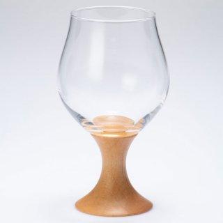 嘉の輪 ワイングラス hana