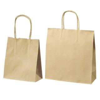 手付き紙袋(未晒しクラフト)