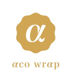 aco wrap ミツロウから作った、洗って何度も使える天然ラップ