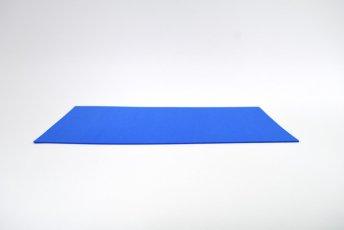 長方形シート 200mm×330mm×2mm ブルー