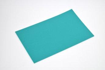 長方形シート 200mm×330mm×3mm グリーン