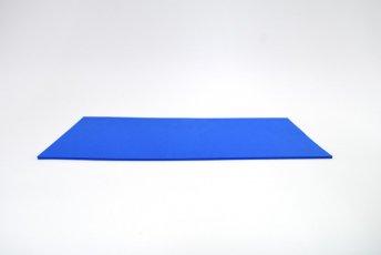 長方形シート 200mm×330mm×3mm ブルー